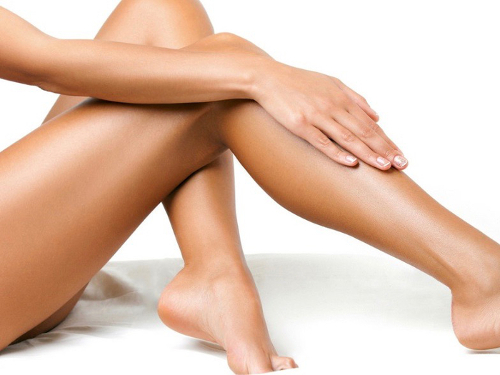 Waxing and Hair Removal Legs Des Moines Heidi L. Wilson